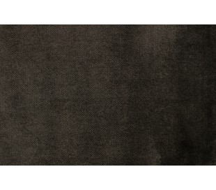 Hjørnesofa højrevendt i velour 266 x 213 cm - Mørkegrøn