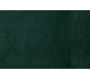 Hjørnesofa venstrevendt i velour 266 x 213 cm - Grøn