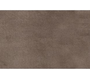 Hjørnesofa højrevendt i velour 266 x 213 cm - Taupe
