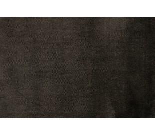 Sofa med venstrevendt chaiselong i velour 300 x 155 cm - Mørkegrøn